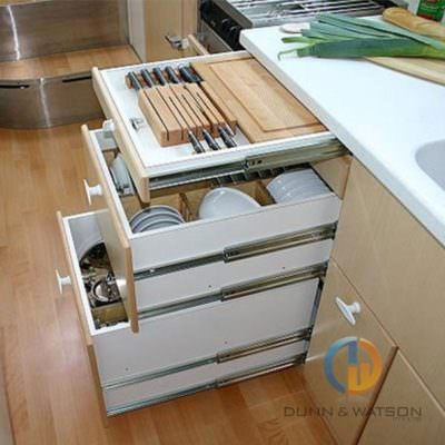 Drawer Slide 45kg 3