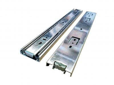 45KG Standard Drawer Slides Zinc