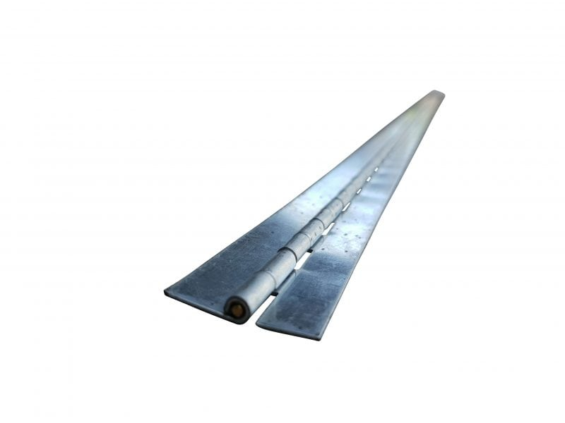 Continuous piano Hinge Galvanised