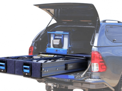 MSA Explorer Cargo Drawer System Vehicle Specific