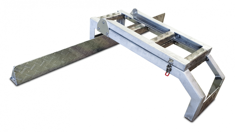 Mod series canopy ladder and platfrom 1