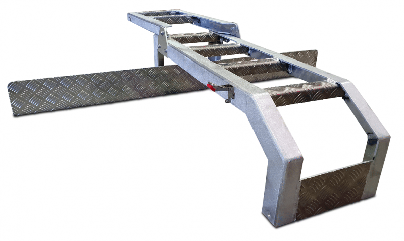 Mod series canopy ladder and platfrom 6