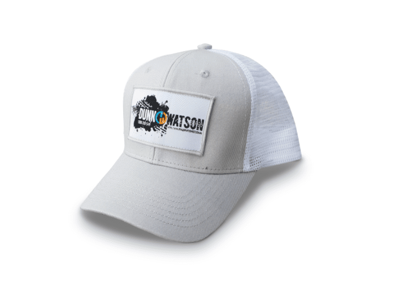hat white square 1