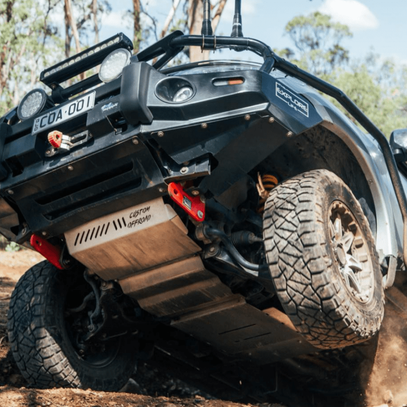 bash plates offroad