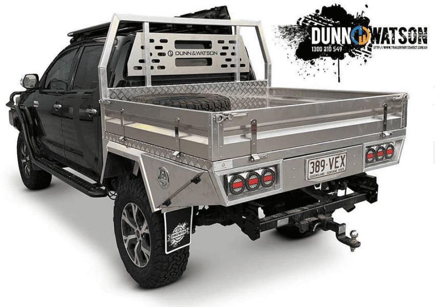 hilux tray