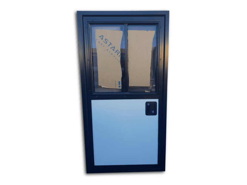 custom door main