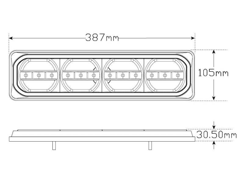 385 series size