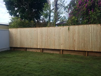 Timber Fence 1
